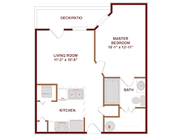 500 square foot house plans 500 square feet apartment floor plan