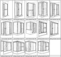 Shower Doors Made To Measure Bespoke Shower Doors Made To Measure Shower Doors