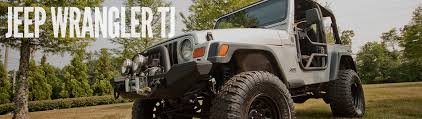 97 jeep wrangler parts jeep wrangler tj 97 06 parts and accessories from rugged ridge