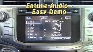 toyota 2015 entune audio systems choose the right one youtube
