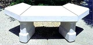 round cement picnic tables concrete table molds pmdplugins com