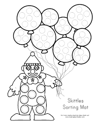 skittles coloring pages cecilymae