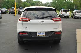 jeep cherokee white 2014 jeep cherokee white 4x4 sport used suv sale