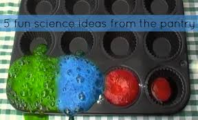 Science Experiments Cool Science Learning Activities Kitchen - Simple kitchen science experiments
