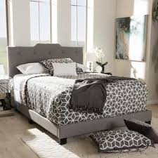 tufted beds for less overstock com