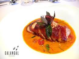 galangal cuisine roasted duck with curry picture of galangal perth tripadvisor