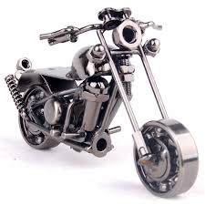 new arrival motorcycle decoration creative gifts wrought