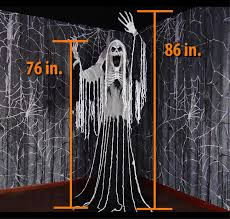 halloween life size horror hall gothic cheap halloween props and costume accessories