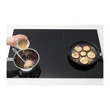 induction cuisine högklassig induction hob with zones black 78 cm