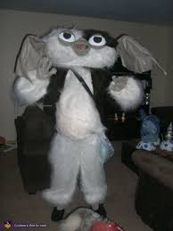 Gremlins Costume Halloween Gizmo Gremlins Movie Character Costume
