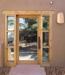 Exterior Entry Doors With Glass Doors With Glass Wood The Home Depot For Wooden Front Remodel 10