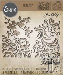 tim holtz sizzix mixed media 2 thinlits die 661185 at simon says