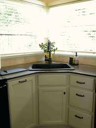 kitchen corner sink ideas kitchen kitchen corner sink base cabinet ideas lowes dimensions
