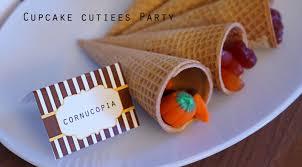 thanksgiving cornucopia treats cupcake cutiees november 2014