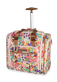 lilly bloom bloom tulips tweets seat bag belk