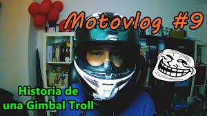 vfr 800 vtec motovlog 9 historia de una gimbal troll youtube