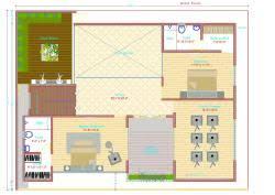 House Map Design 20 X 40 40 ã U2014 40 Gharexpert 40 ã U2014 40