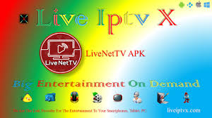 live tv apk livenettv v4 6 for live tv in category live tv from