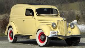 1936 ford delivery volo auto museum