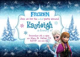 disney frozen birthday invitations u2013 gangcraft net