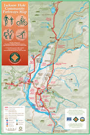 Wy Map Jackson Hole Wyoming Maps Alltrips