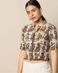 blouse pic blouses blouses designer saree blouses ajio