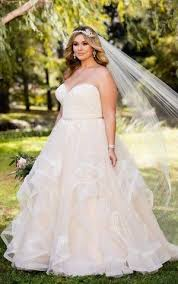 blush wedding dress trend top 5 wedding dress trends of 2018 always and forever bridal