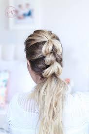 best 25 pull through braid ideas on pinterest braids tutorial