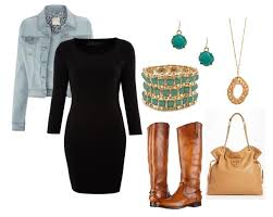 timeless and elegant u2013 how to wear your little black dress