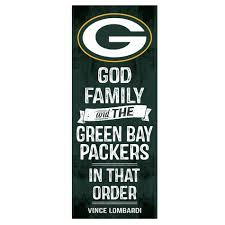 Green Bay Packers Window Curtains God Family U0026 The Green Bay Packers In That Order Shopko