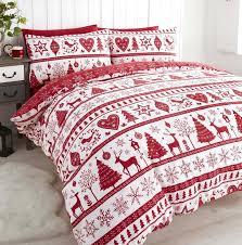 xmas duvet covers sleigh father duvet cover set christmas duvet