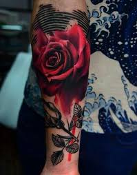 166 best tattoos images on pinterest flowers rose tattoos and