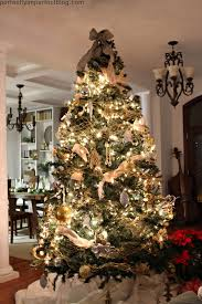 christmas homes decorated christmas decorating inspiration perfectly imperfect blog