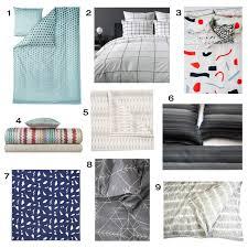 Duvet S Roundup Modern Duvets And Quilts Design Milk