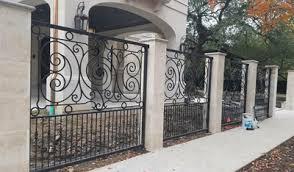 fences salazar ornamental iron design