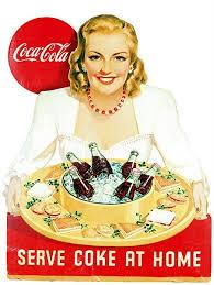 affiche cuisine vintage affiche vintage canadienne vintage coca cola cola