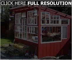 backyards wonderful small wood backyard greenhouse with sloping
