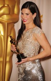 The Blind Side Actress Sandra Bullock Couldn U0027t Contain Her Excitement After Winning The