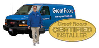certified installation subcontractor great floors