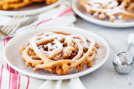 funnel cake made to be a momma