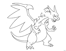 coloring pages for pokemon characters pokemon characters black and white coloring pages mosm