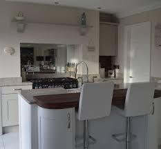 Designer Kitchen by Modern Living Space Kitchen Style For Our Customers In Frodsham
