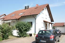 Reihenhaus Kaufen Doppelhaushälfte In Kippenheim Kaufen Idyllische Randlage