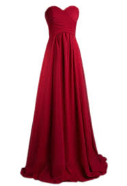 women u0027s long burgundy wedding party dress bridesmaid dresses at