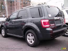 Ford Escape Black - 2008 ford escape hybrid 4wd in black pearl slate metallic photo 3