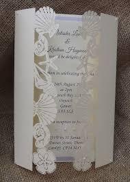 Beautiful Wedding Invitations Beach Theme Wedding Invitations Lilbibby Com