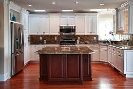 center kitchen island designs custom center island kitchen end results kps for center