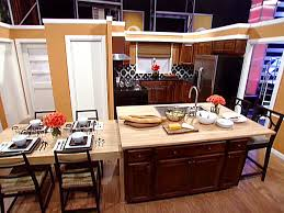 split level kitchen island split level kitchen island hgtv