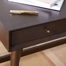 west elm mid century mini desk mid century mini desk dark mineral west elm