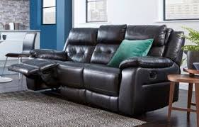 three seater recliner sofa our full range fabric leather recliner sofas dfs